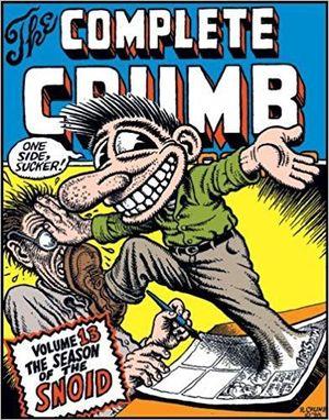 COMPLETE CRUMB COMICS TP #13