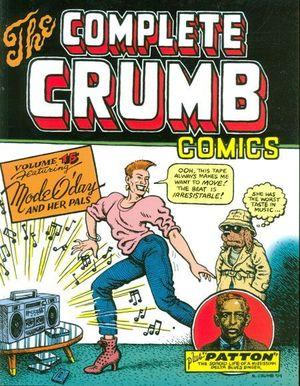 COMPLETE CRUMB COMICS TP #15