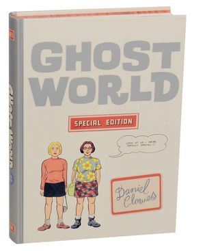 GHOST SPECIAL EDITION HC (2008)