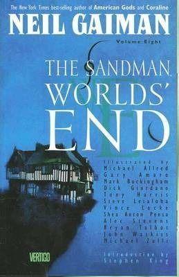 SANDMAN TPB (1991-1997) #8