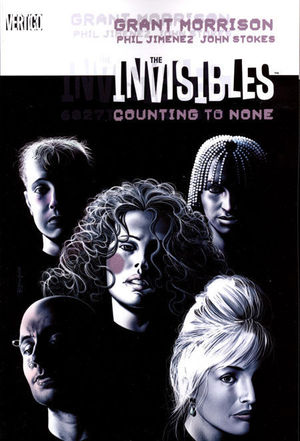 INVISIBLES TP #5