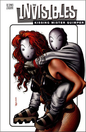 INVISIBLES TP #6