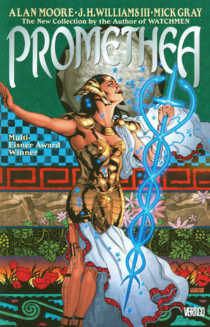 PROMETHEA TP BOOK #1
