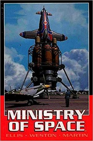 MINISTRY OF SPACE TP #1