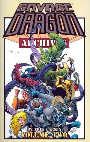 Savage Dragon Archives TP #2