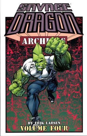Savage Dragon Archives TP #4