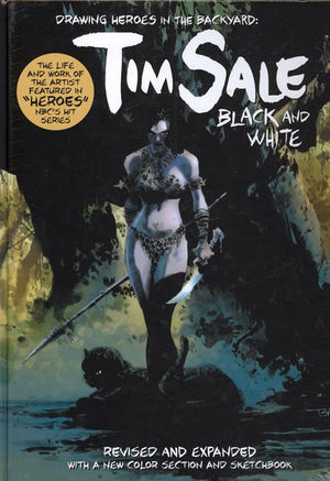 TIM SALE BLACK & WHITE HC #1