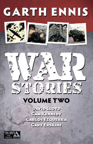 WAR STORIES TP NEW ED #2