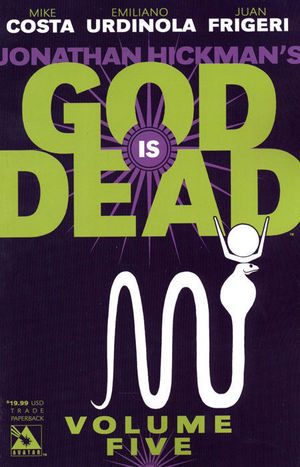 GOD IS DEAD TP #5