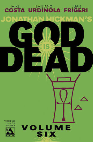 GOD IS DEAD TP #6