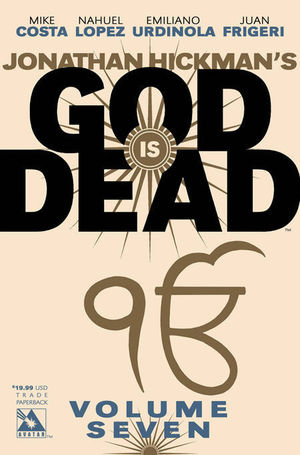 GOD IS DEAD TP #7