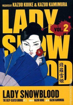 LADY SNOWBLOOD TPB #2