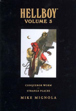 HELLBOY LIBRARY ED HC #3