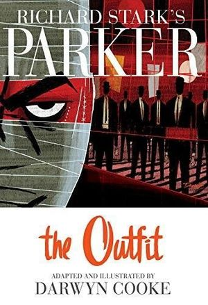 RICHARD STARKS PARKER THE OUTFIT HC #1