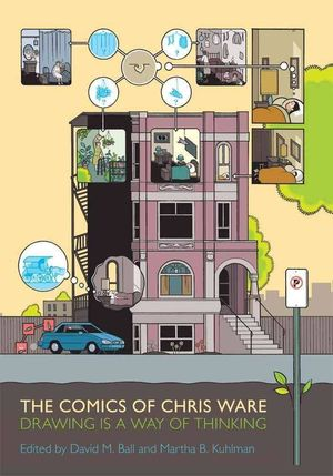 THE COMICS OF CHRIS WARE TPB #1
