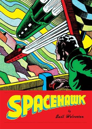 SPACEHAWK TPB (2012) #1