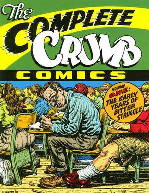 COMPLETE CRUMB COMICS TP #1