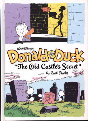 WALT DISNEY DONALD DUCK HC #3