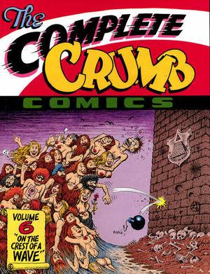 COMPLETE CRUMB COMICS TP #6