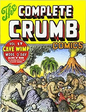 COMPLETE CRUMB COMICS TP #17