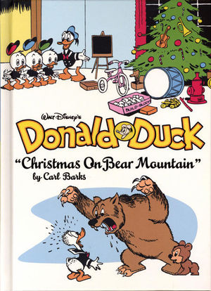 WALT DISNEY DONALD DUCK HC #4