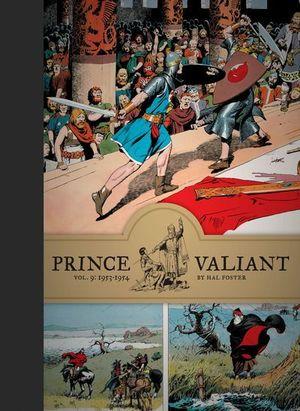 PRINCE VALIANT HC (2009-2017) #9