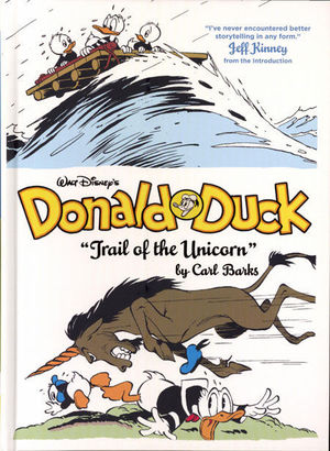 WALT DISNEY DONALD DUCK HC #5