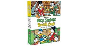 WALT DISNEY UNCLE SCROOGE AND DONALD DUCK HC (2014-2018)