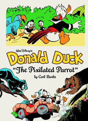 WALT DISNEY DONALD DUCK HC #6