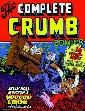 COMPLETE CRUMB COMICS TP #16