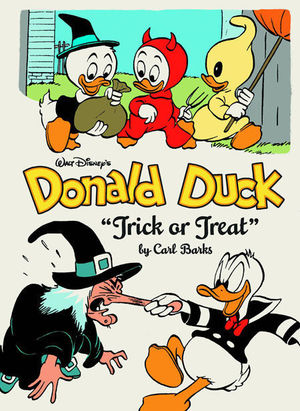 WALT DISNEY DONALD DUCK HC #7