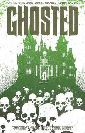 GHOSTED TPB (2013) #1