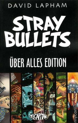 STRAY BULLETS TPB UBER ALLES EDITION #1