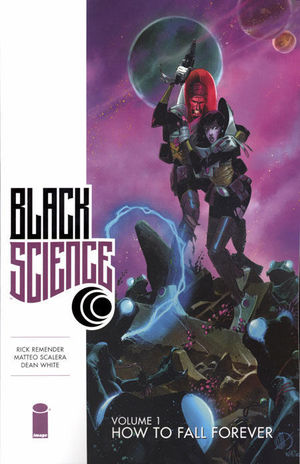 BLACK SCIENCE TP #1