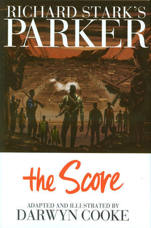 RICHARD STARKS PARKER THE SCORE HC