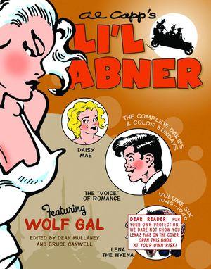 LIL ABNER HC #6
