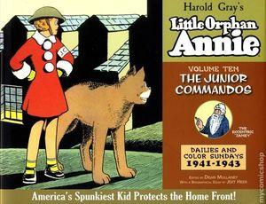 COMPLETE LITTLE ORPHAN ANNIE HC (2008-PRESENT IDW) #10