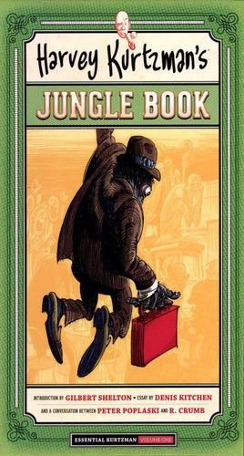 ESSENTIAL KURTZMAN HC JUNGLE BOOK #1