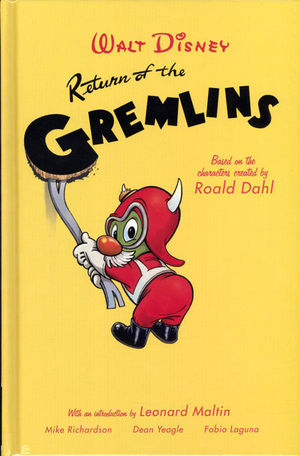 RETURN OF THE GREMLINS HC #1