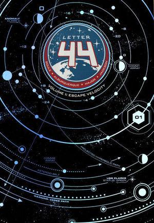 LETTER 44 TP #1