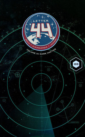 LETTER 44 TP #3