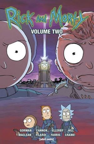 RICK & MORTY TP #2