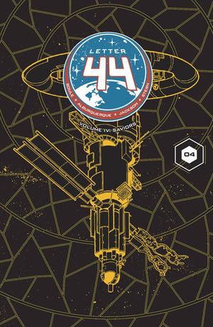 LETTER 44 TP #4