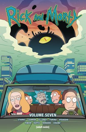 RICK & MORTY TP #7