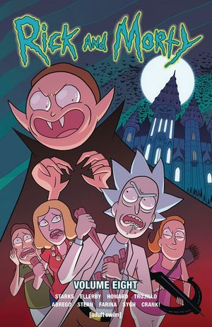 RICK & MORTY TP #8