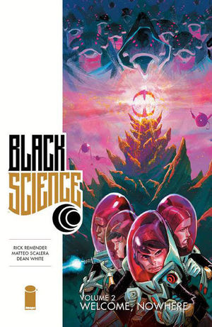 BLACK SCIENCE TP #2
