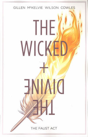 WICKED & DIVINE TP #1