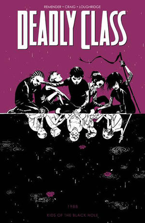 DEADLY CLASS TP #2