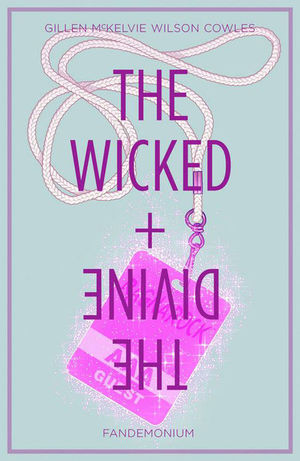 WICKED & DIVINE TP