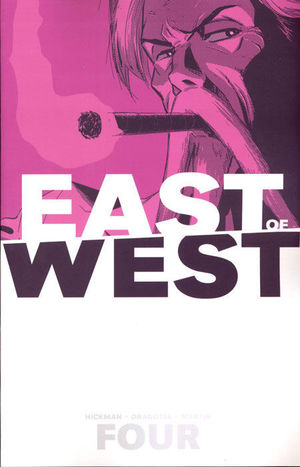 EAST OF WEST TP #4
